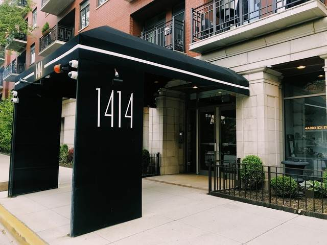 1414 N Wells Street #210, Chicago, IL 60610 (MLS #10726319) :: Property Consultants Realty