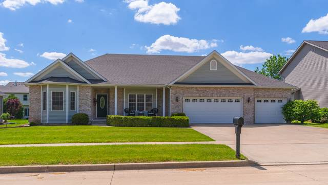 1707 Blue Spruce Court, Normal, IL 61761 (MLS #10726384) :: The Wexler Group at Keller Williams Preferred Realty