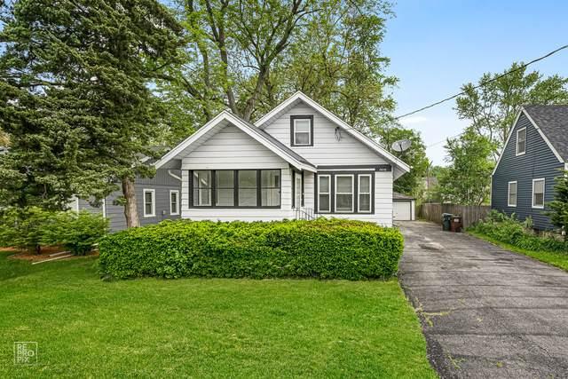 1416 Ridge Road, Homewood, IL 60430 (MLS #10727204) :: The Wexler Group at Keller Williams Preferred Realty