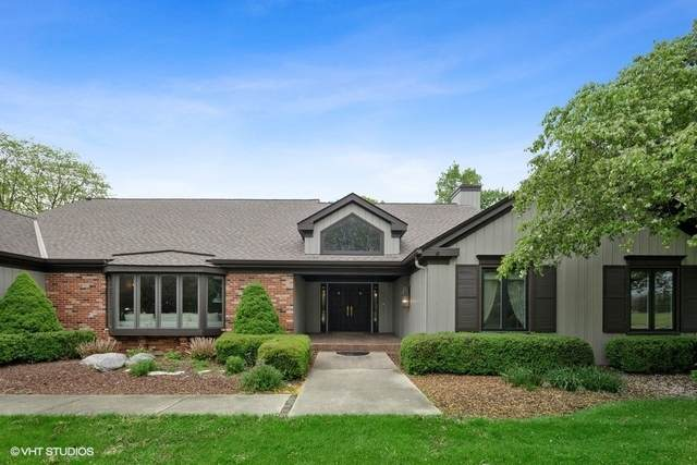 7417 Fairway Drive, Lakewood, IL 60014 (MLS #10727252) :: Property Consultants Realty