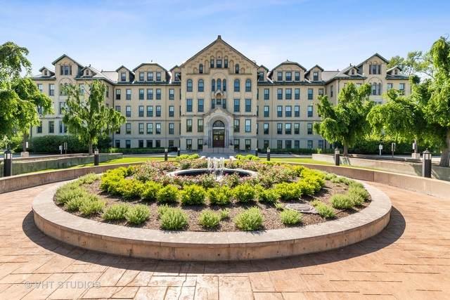 1041 Ridge Road #308, Wilmette, IL 60091 (MLS #10727603) :: John Lyons Real Estate