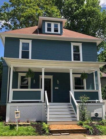 206 S Mclean Street, Bloomington, IL 61701 (MLS #10727902) :: The Dena Furlow Team - Keller Williams Realty