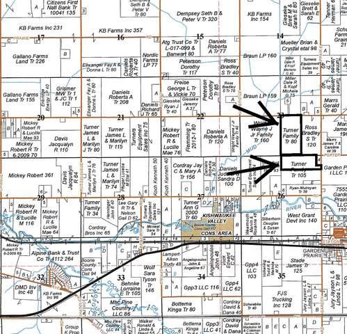 136 acres Garden Prairie And Marengo Road, Garden Prairie, IL 61038 (MLS #10728019) :: Janet Jurich
