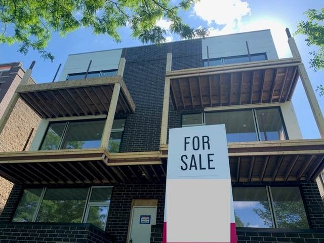 1753 N Kedzie Avenue 3N, Chicago, IL 60647 (MLS #10728486) :: The Wexler Group at Keller Williams Preferred Realty