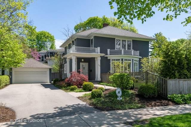 835 Vernon Avenue, Glencoe, IL 60022 (MLS #10728660) :: Property Consultants Realty