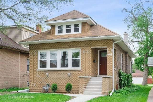 100 Bellwood Avenue, Bellwood, IL 60104 (MLS #10728859) :: Littlefield Group