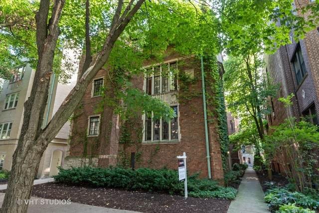 813 Forest Avenue #3, Evanston, IL 60202 (MLS #10729244) :: Helen Oliveri Real Estate
