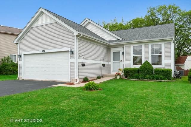 434 E Camden Lane, Round Lake Beach, IL 60073 (MLS #10729439) :: Property Consultants Realty