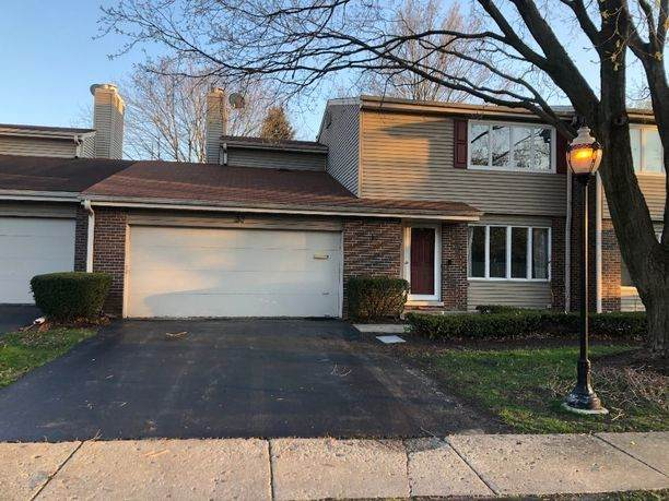 37 Pebblewood Trail, Naperville, IL 60563 (MLS #10730194) :: The Wexler Group at Keller Williams Preferred Realty