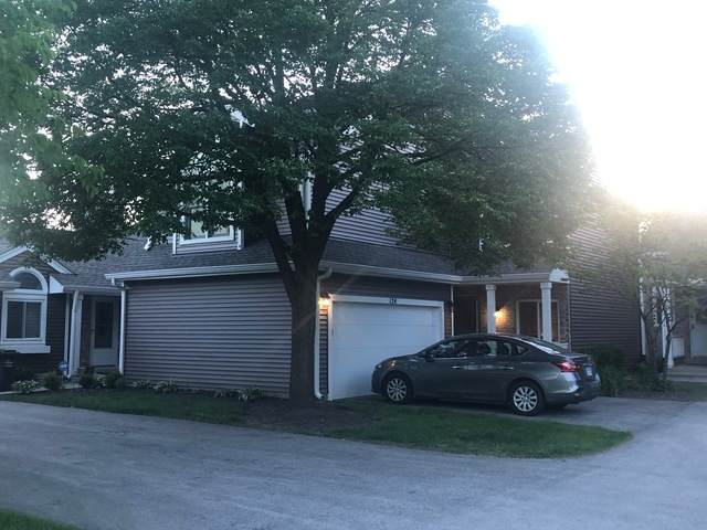 124 S Darby Court, Bloomingdale, IL 60108 (MLS #10730379) :: The Spaniak Team