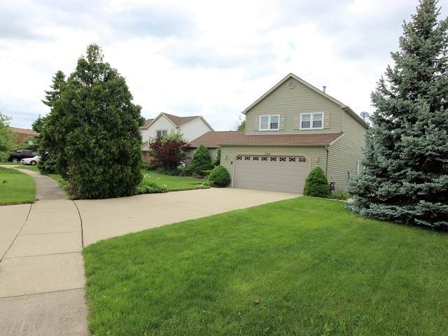 1080 Wilmington, Hoffman Estates, IL 60194 (MLS #10730443) :: Angela Walker Homes Real Estate Group