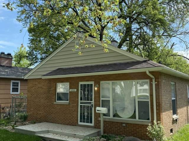 16769 Bulger Avenue, Hazel Crest, IL 60429 (MLS #10730636) :: O'Neil Property Group