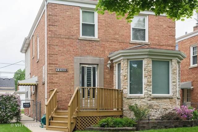7240 N Oconto Avenue, Chicago, IL 60631 (MLS #10730645) :: Littlefield Group