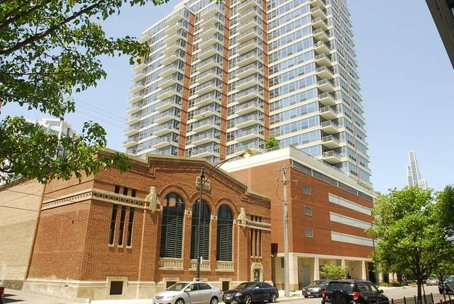 1600 S Prairie Avenue #1201, Chicago, IL 60616 (MLS #10733401) :: Property Consultants Realty