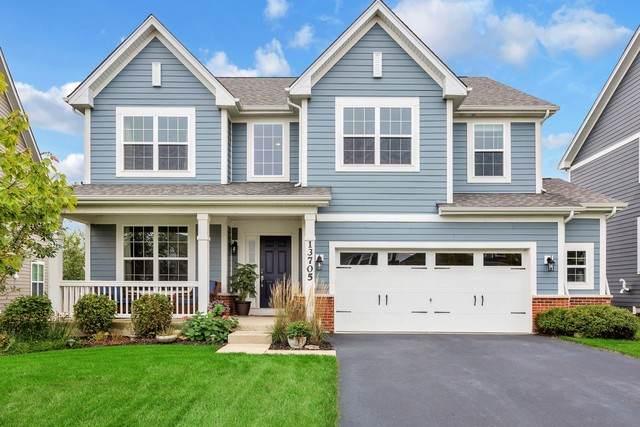 13705 Anne Drive, Lemont, IL 60439 (MLS #10735073) :: Angela Walker Homes Real Estate Group