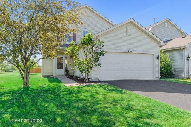 1858 Fallbrook Drive, Round Lake, IL 60073 (MLS #10736345) :: Property Consultants Realty