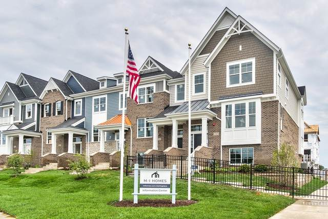 1945 Kingsley Lot #17.05 Circle, Northbrook, IL 60062 (MLS #10737464) :: John Lyons Real Estate