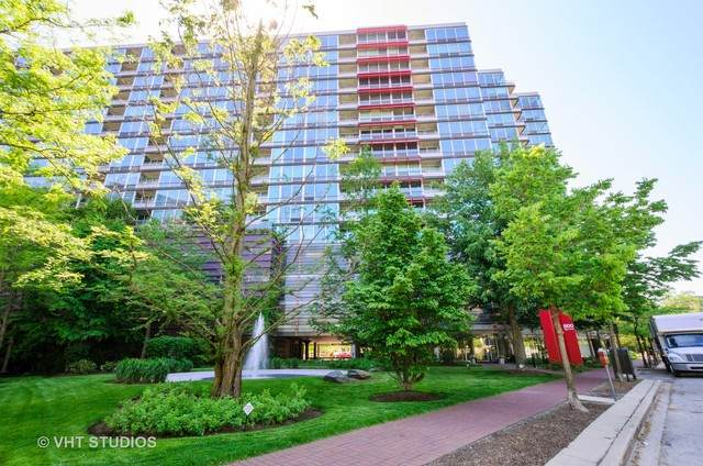 800 Elgin Road #1402, Evanston, IL 60201 (MLS #10738135) :: Property Consultants Realty