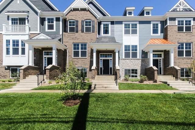 1951 Kingsley Lot #17.02 Circle, Northbrook, IL 60062 (MLS #10738281) :: John Lyons Real Estate