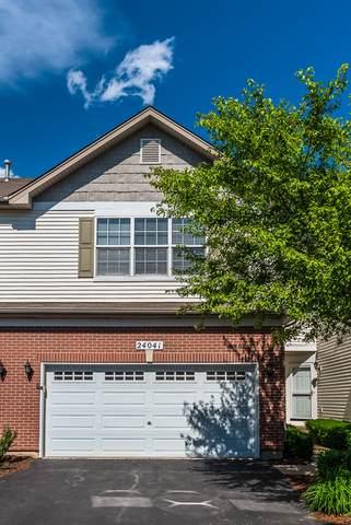 24041 Walnut Circle #0, Plainfield, IL 60585 (MLS #10739171) :: John Lyons Real Estate