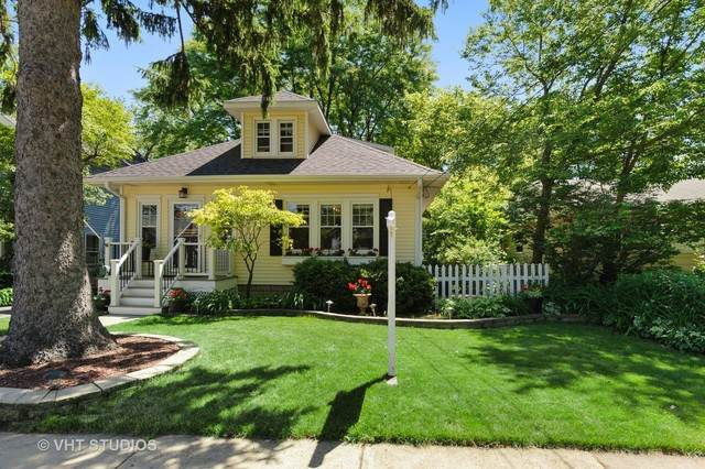 143 N Hager Avenue, Barrington, IL 60010 (MLS #10741427) :: Property Consultants Realty