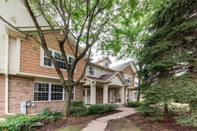 1254 S Georgetown Way #1254, Vernon Hills, IL 60061 (MLS #10742540) :: BN Homes Group