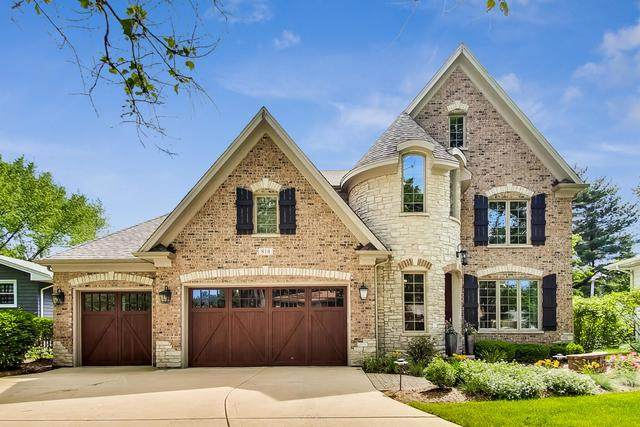 814 Tulip Lane, Naperville, IL 60540 (MLS #10745025) :: Property Consultants Realty