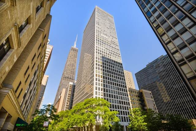 260 E Chestnut Street #1107, Chicago, IL 60611 (MLS #10745194) :: Property Consultants Realty