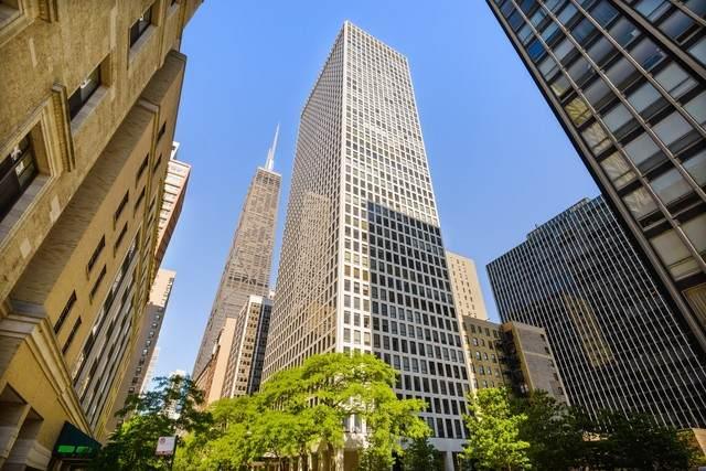 260 E Chestnut Street #1107, Chicago, IL 60611 (MLS #10745194) :: Janet Jurich