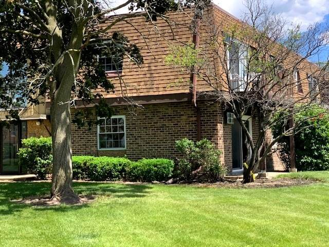 7S066 Suffield Court 109E, Westmont, IL 60559 (MLS #10746612) :: John Lyons Real Estate