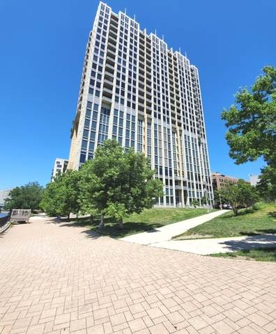 700 N Larrabee Street #1409, Chicago, IL 60654 (MLS #10746695) :: Angela Walker Homes Real Estate Group