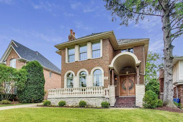 421 Colfax Avenue, Clarendon Hills, IL 60514 (MLS #10747204) :: Property Consultants Realty