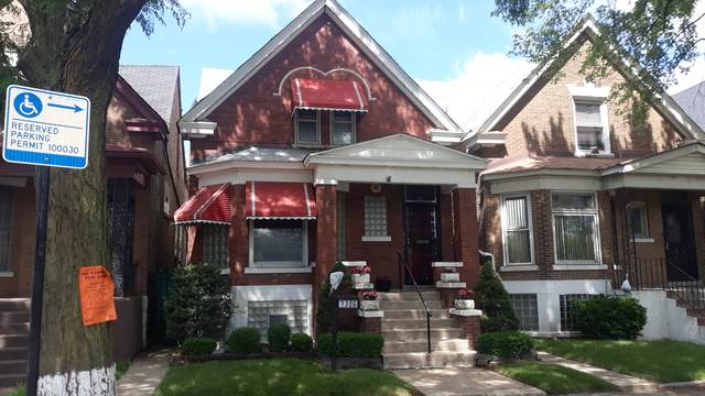 7306 S Lafayette Avenue, Chicago, IL 60621 (MLS #10747247) :: Property Consultants Realty