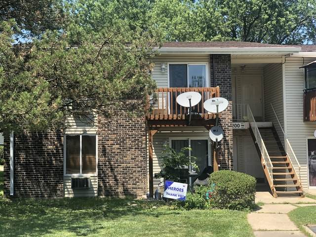 2200 Light Road #201, Oswego, IL 60543 (MLS #10749046) :: Helen Oliveri Real Estate