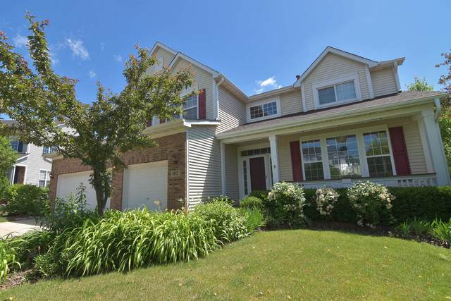 1812 Prairie Ridge Circle, Lindenhurst, IL 60046 (MLS #10750527) :: Angela Walker Homes Real Estate Group