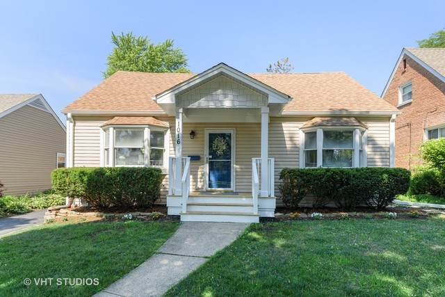 1016 N Kaspar Avenue, Arlington Heights, IL 60004 (MLS #10750616) :: Knott's Real Estate Team