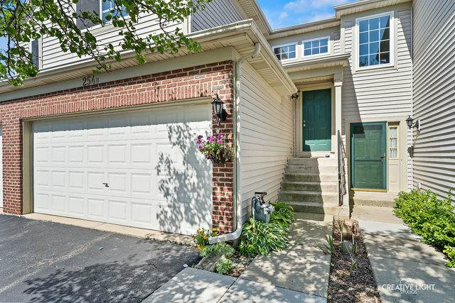 254 Nicole Drive B, South Elgin, IL 60177 (MLS #10750902) :: Angela Walker Homes Real Estate Group
