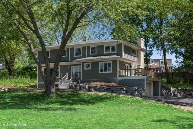 495 N East Lake Shore Drive, Barrington, IL 60010 (MLS #10751706) :: Jacqui Miller Homes
