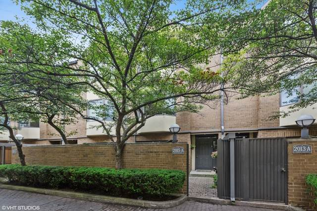 2015 N Halsted Street A, Chicago, IL 60614 (MLS #10751780) :: Angela Walker Homes Real Estate Group