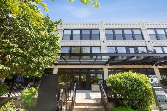 1111 W 14th Place #329, Chicago, IL 60608 (MLS #10751841) :: Property Consultants Realty