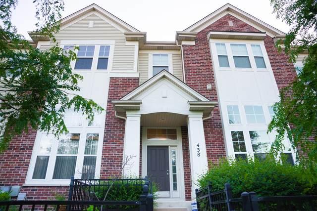 438 Grosvenor Lane, Aurora, IL 60504 (MLS #10752355) :: Angela Walker Homes Real Estate Group