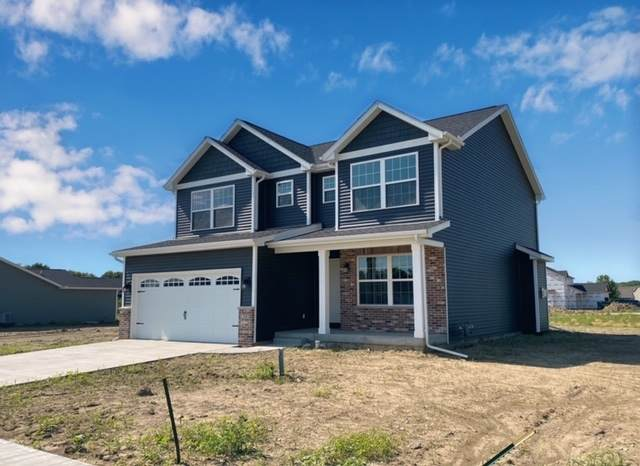 405 Red Bud Drive, Mahomet, IL 61853 (MLS #10752583) :: Property Consultants Realty