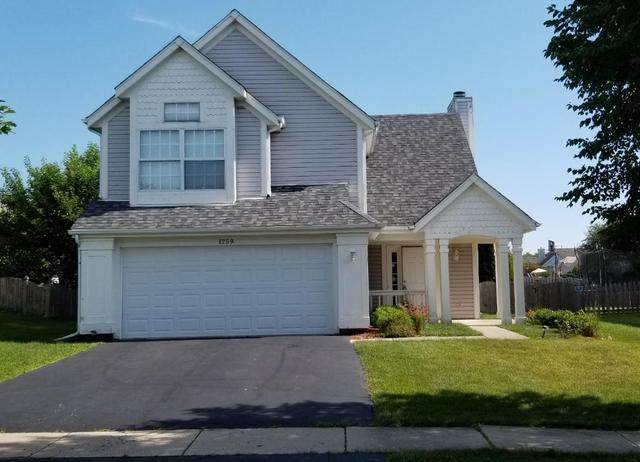1759 Penny Lane, Bartlett, IL 60103 (MLS #10752882) :: Property Consultants Realty