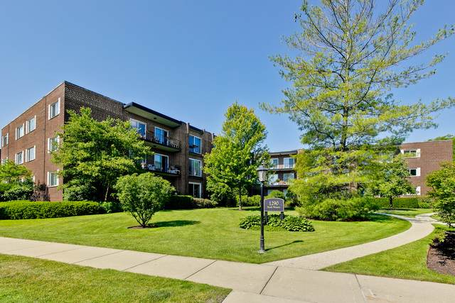 1290 N Western Avenue #201, Lake Forest, IL 60045 (MLS #10753551) :: John Lyons Real Estate