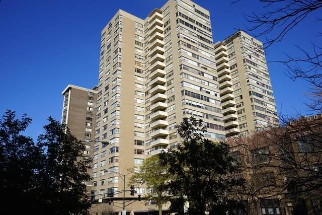 6301 N Sheridan Road 10R, Chicago, IL 60660 (MLS #10754937) :: Angela Walker Homes Real Estate Group