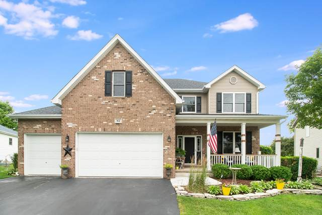 912 Wells Drive, Sycamore, IL 60178 (MLS #10755583) :: Littlefield Group