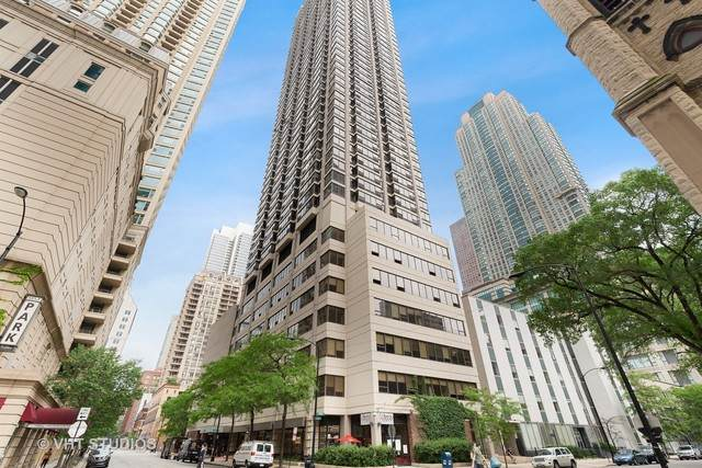30 E Huron Street #2203, Chicago, IL 60611 (MLS #10756114) :: BN Homes Group
