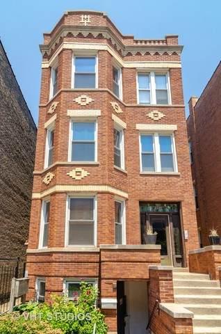 2340 W Augusta Boulevard 1R, Chicago, IL 60622 (MLS #10756549) :: John Lyons Real Estate