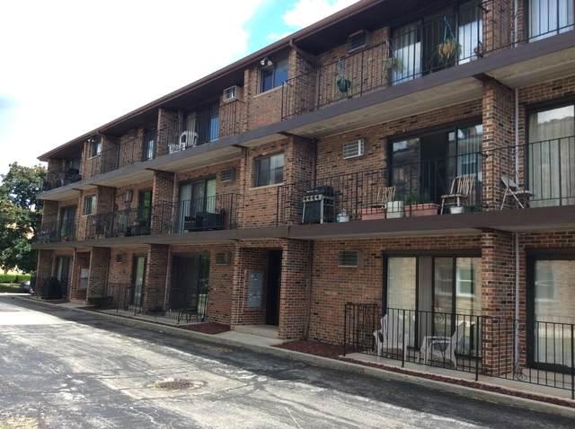 9812 Nottingham Avenue 3B, Chicago Ridge, IL 60415 (MLS #10757019) :: Property Consultants Realty