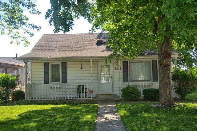 148 N Jackson Avenue, Bradley, IL 60915 (MLS #10757238) :: Property Consultants Realty
